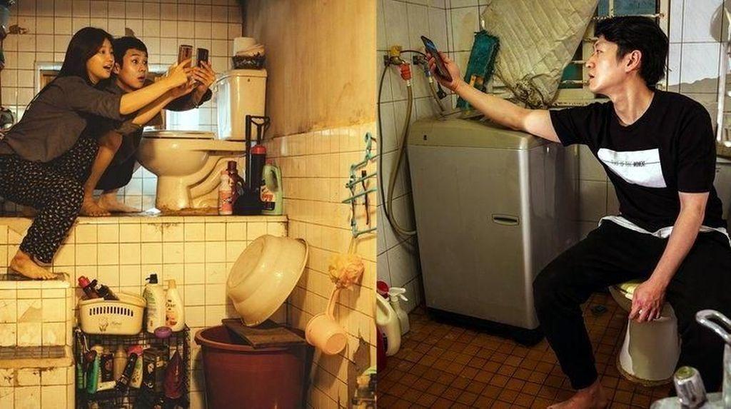Mereka yang Tinggal di Apartemen Sempit ala Film Parasite