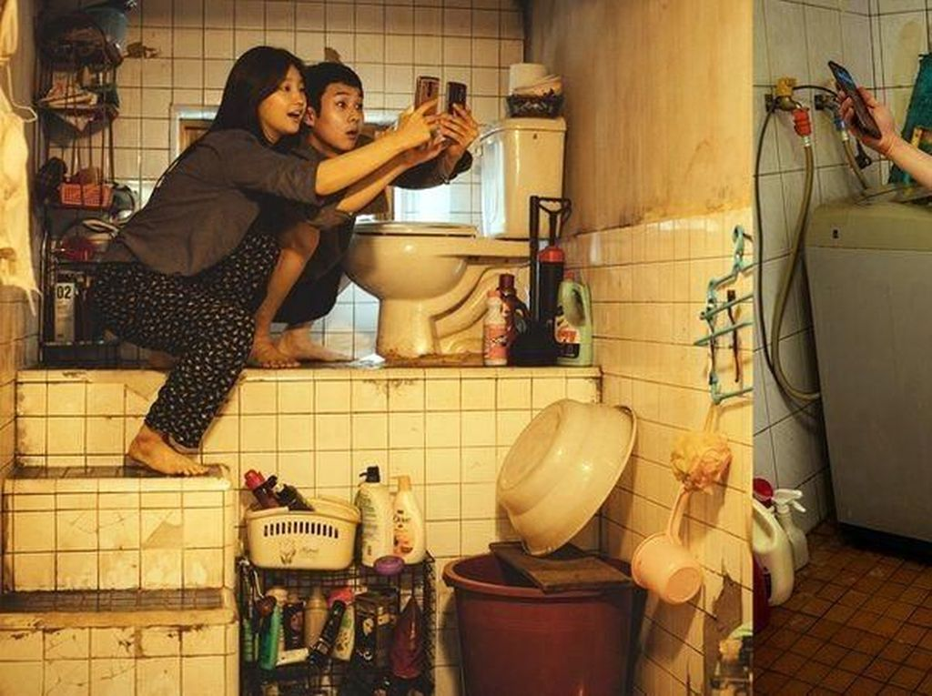 Realitas di Film Parasite, Kesenjangan Itu Nyata di Korea