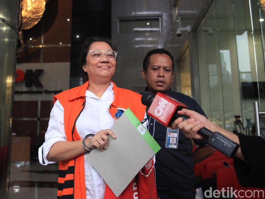 Sekretaris Wahyu Setiawan Cerita Kedatangan Tio Fredelina dan Surat dari PDIP