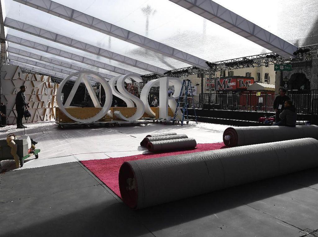 Oscar 2021, Kembalinya Red Carpet dan Tak Ada Zoom