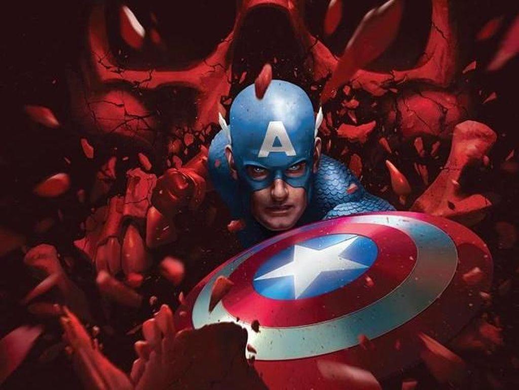 Selamat Tinggal, Captain America!