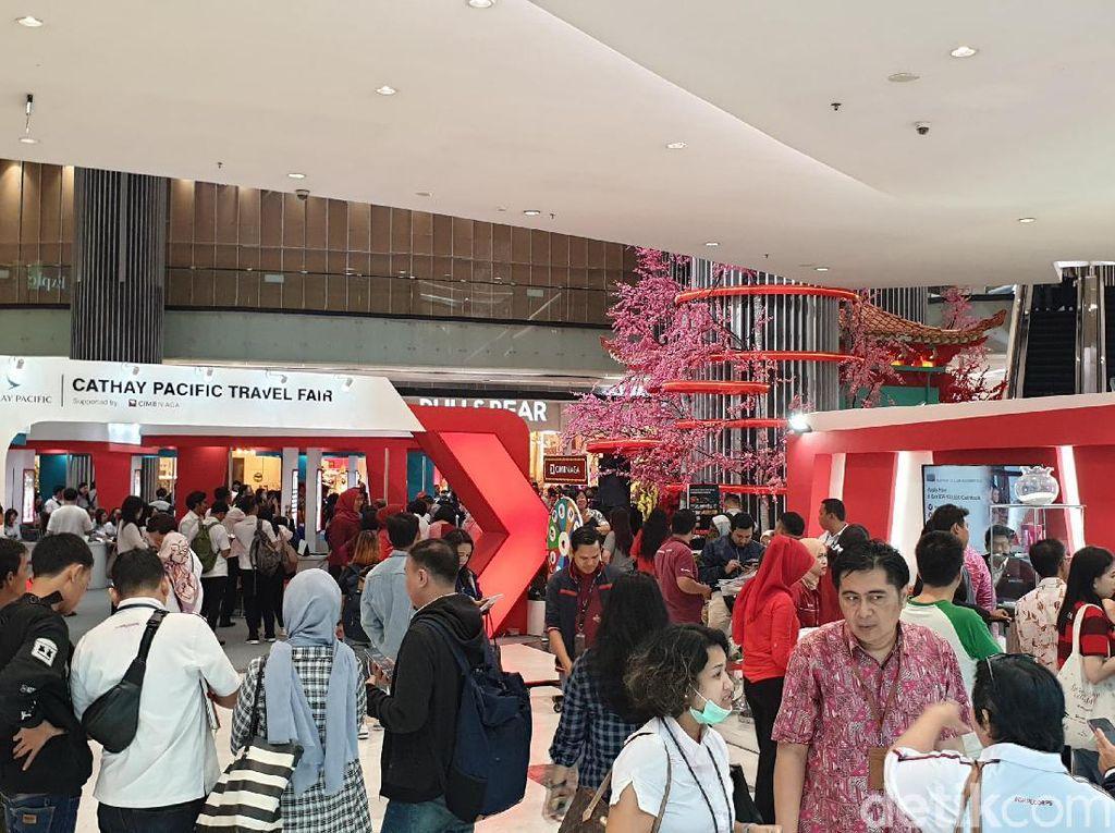 Ini Tawaran Diskon Utama di Cathay Pacific Travel Fair 2020