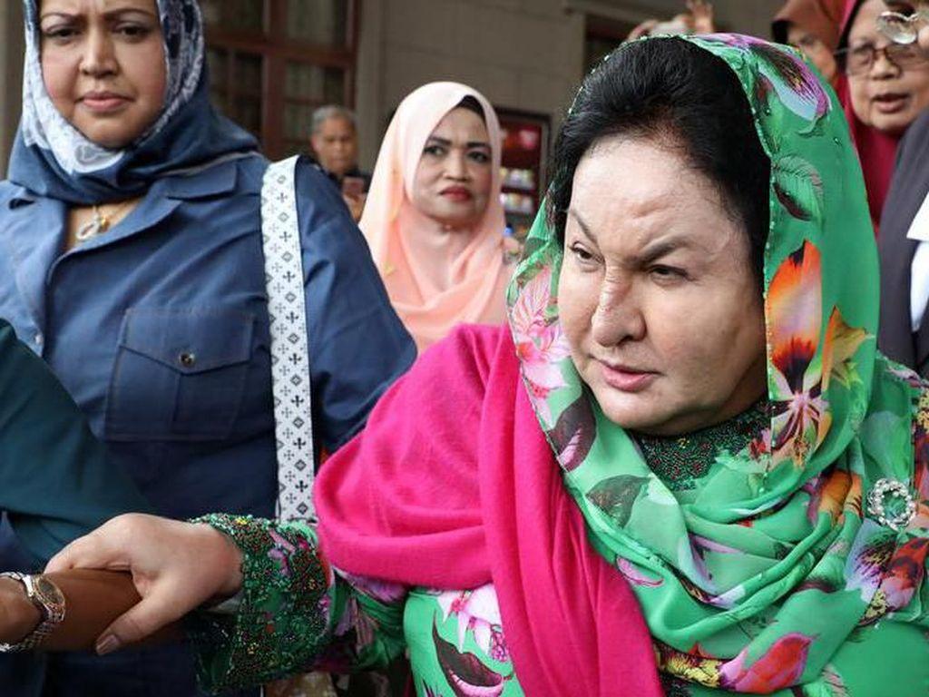 Rosmah Mansor, Mantan Ibu Negara Malaysia Jalani Sidang Korupsi
