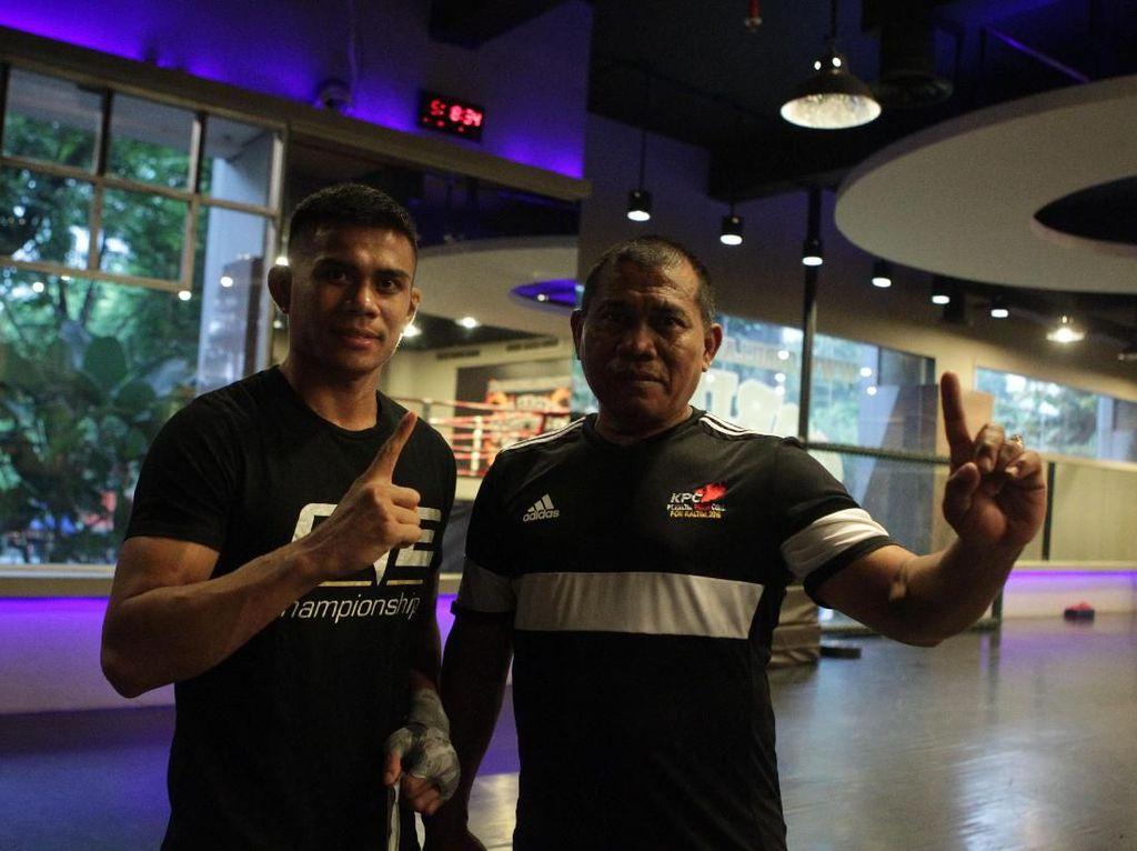ONE Championship: Bakal Ditonton Keluarga, Eko Roni Makin Berapi-api