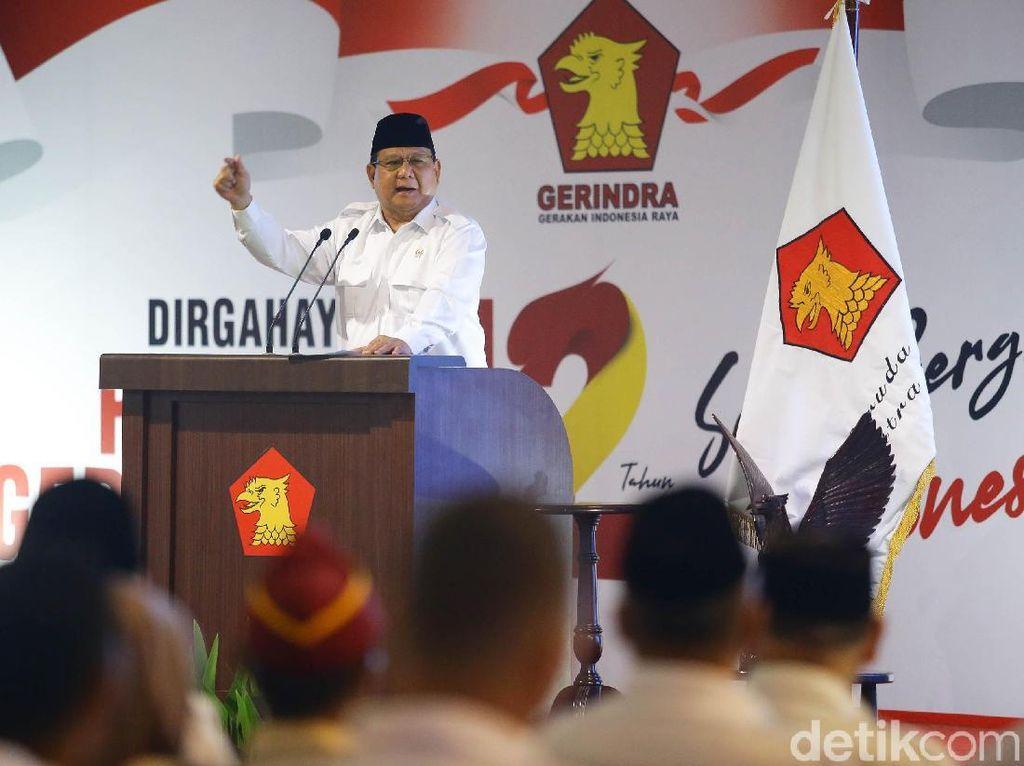 Gerindra: Prabowo Akan ke Sumbar, Kampanyekan Nasrul Abit-Indra Catri di Pilgub