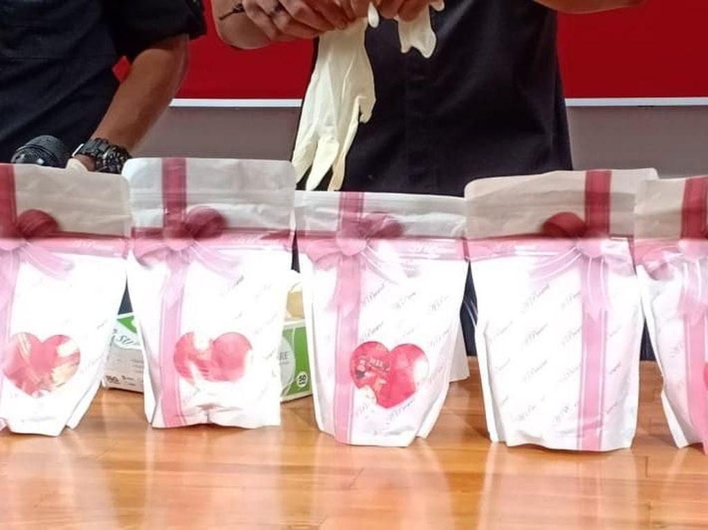 Happy Five Edisi Valentine Dikendalikan Jaringan Napi di Lapas DKI