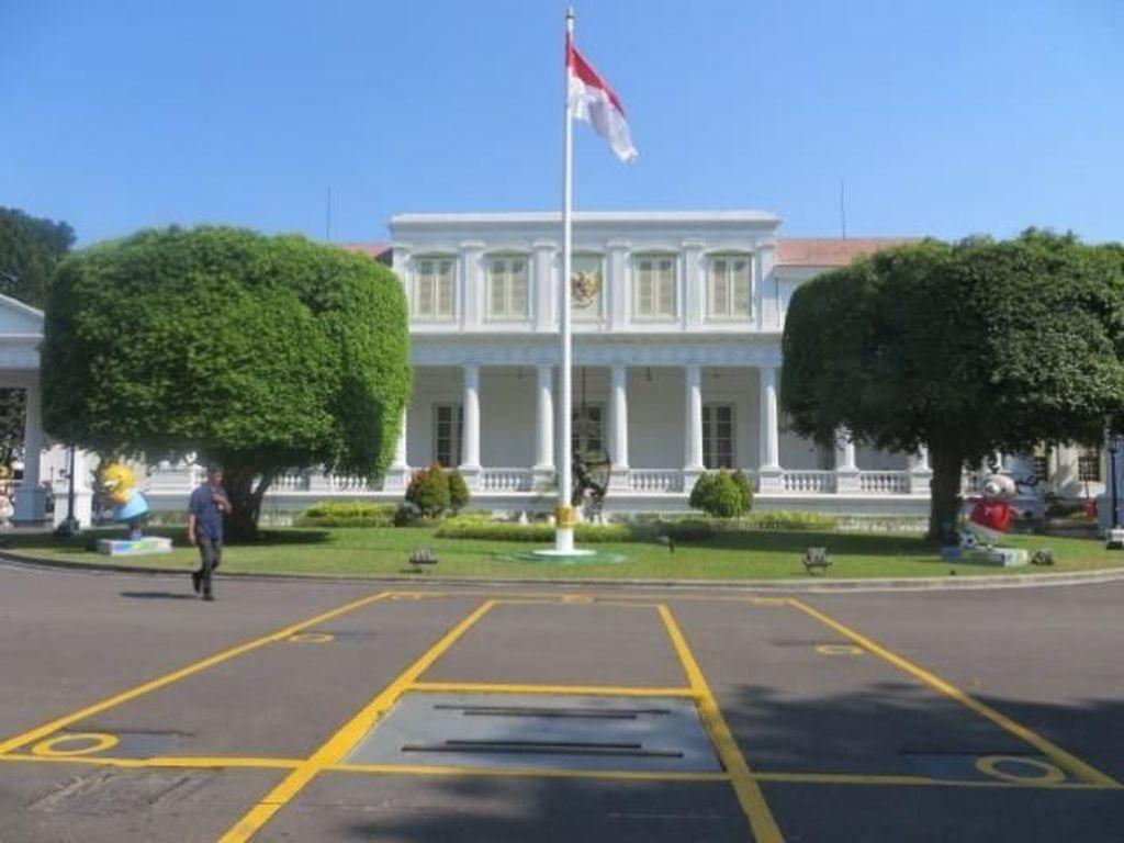 Melihat Pengetatan Protokol Kesehatan di Istana Presiden