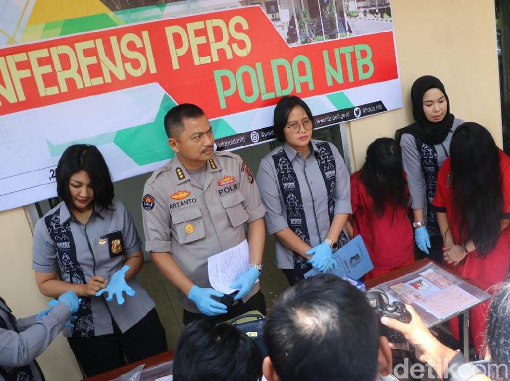 Polda NTB Segel Kamar Khusus Klub di Lombok Tempat Atraksi Penari Striptis