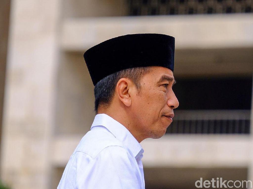 Jokowi: Akan Ada Terowongan Silaturahmi Masjid Istiqlal-Gereja Katedral