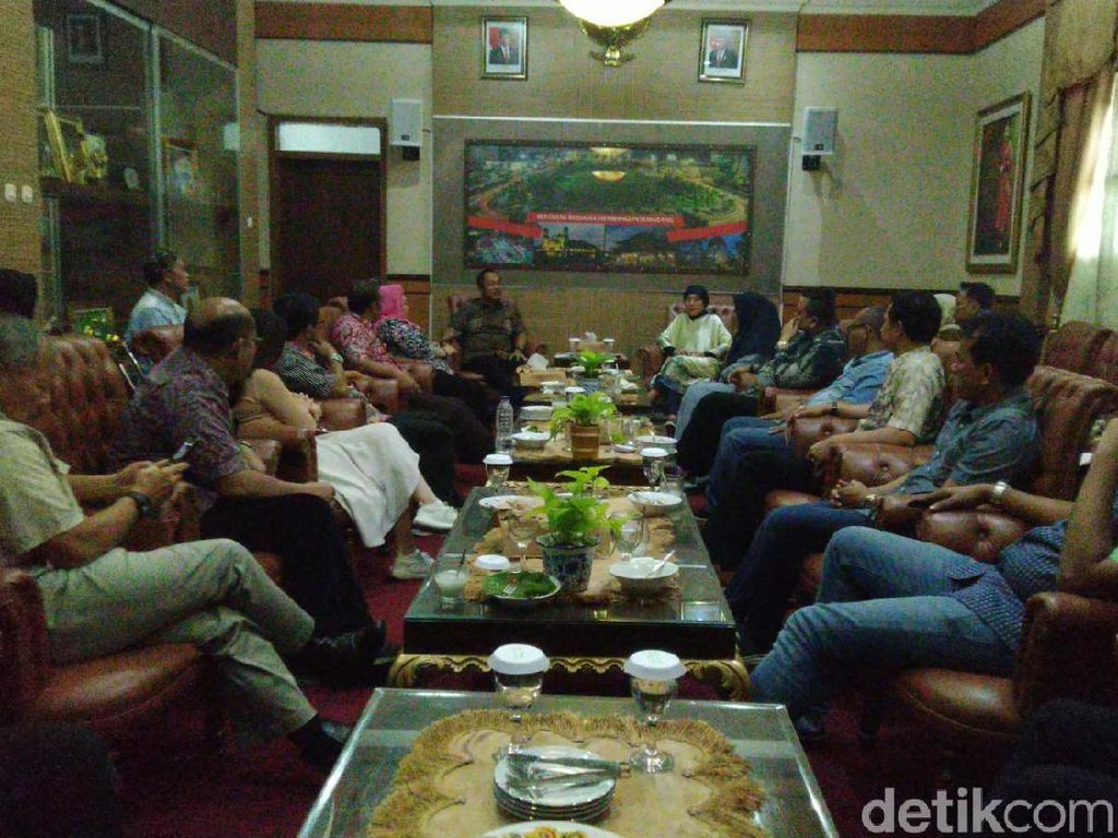 DPRD DKI Jakarta Belajar Penanganan Banjir di Semarang