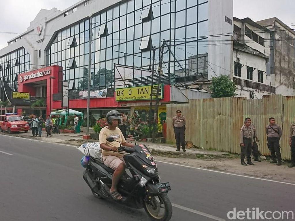 Selidiki Sobekan Diduga Lembaran Al-Quran di Medan, Polisi: Jadi Prioritas