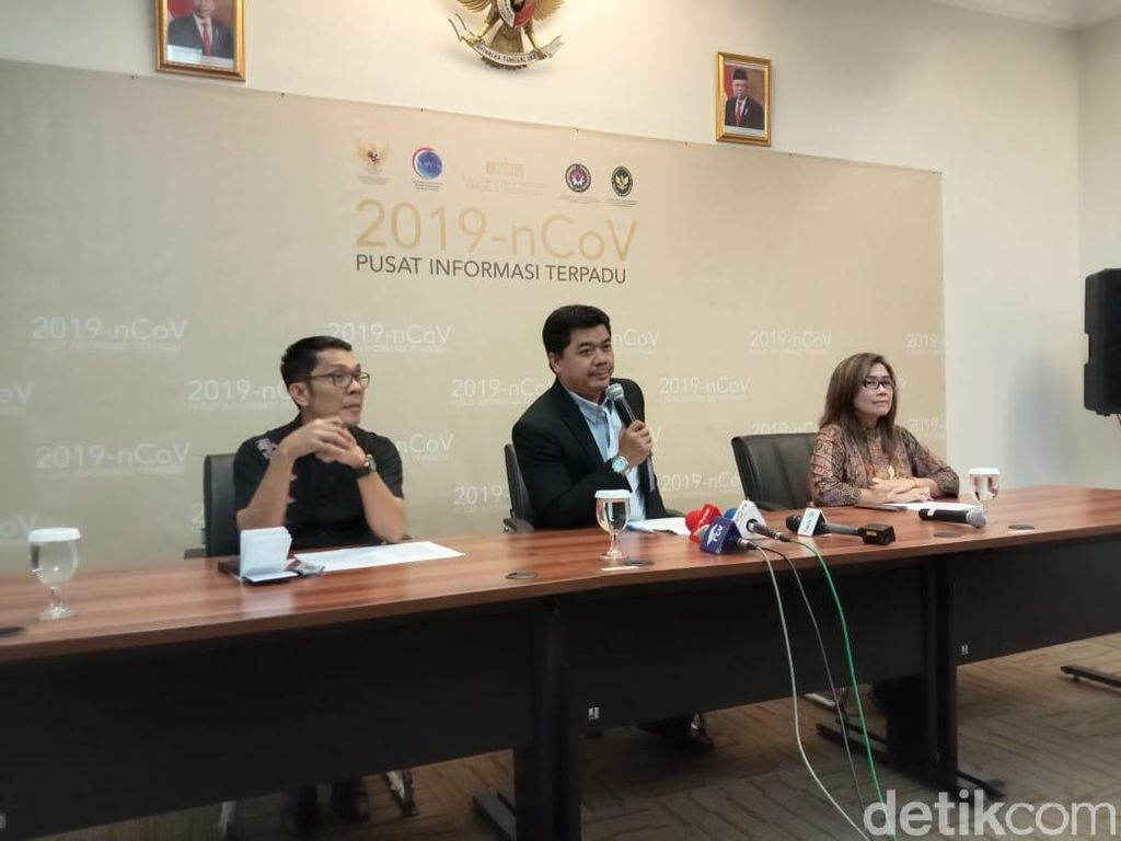 Soal Observasi WNI di Natuna, Istana: Mereka Karaoke hingga Olahraga