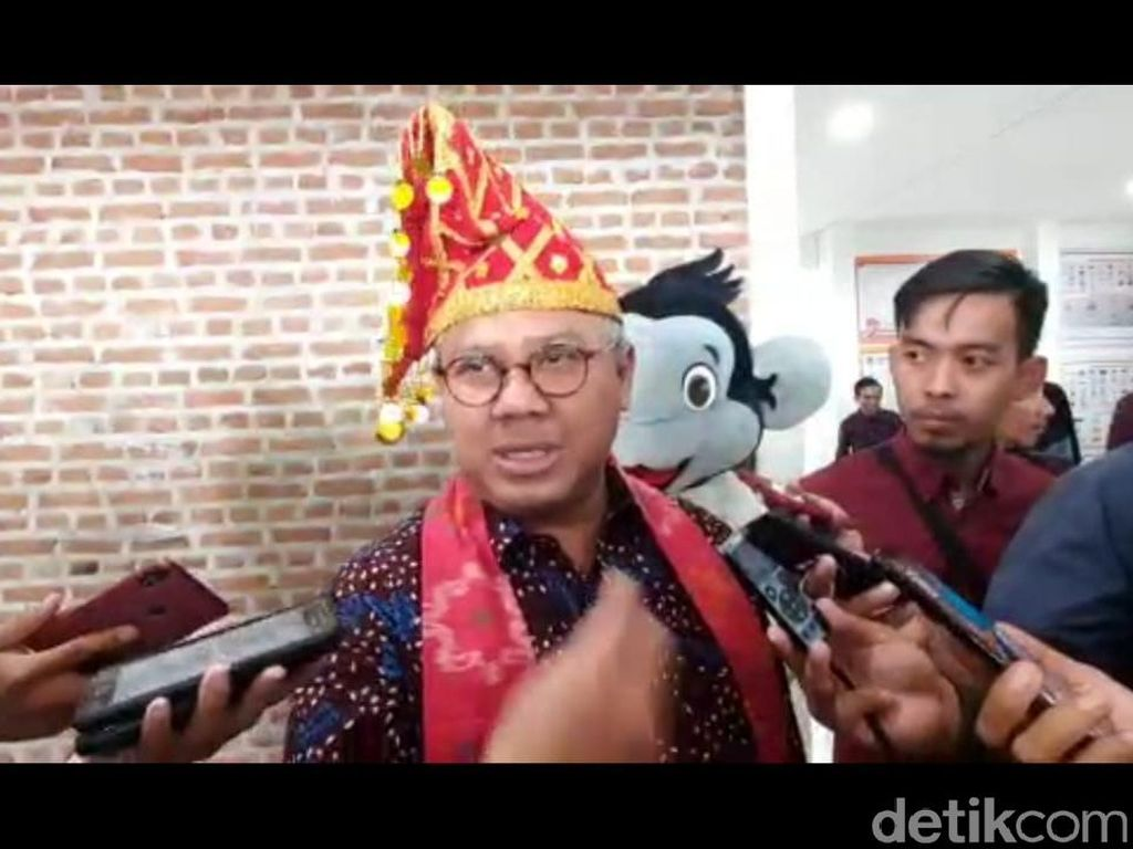 Ketua KPU RI Yakin I Dewa Raka Sandi Tak Ulangi Salah Wahyu Setiawan