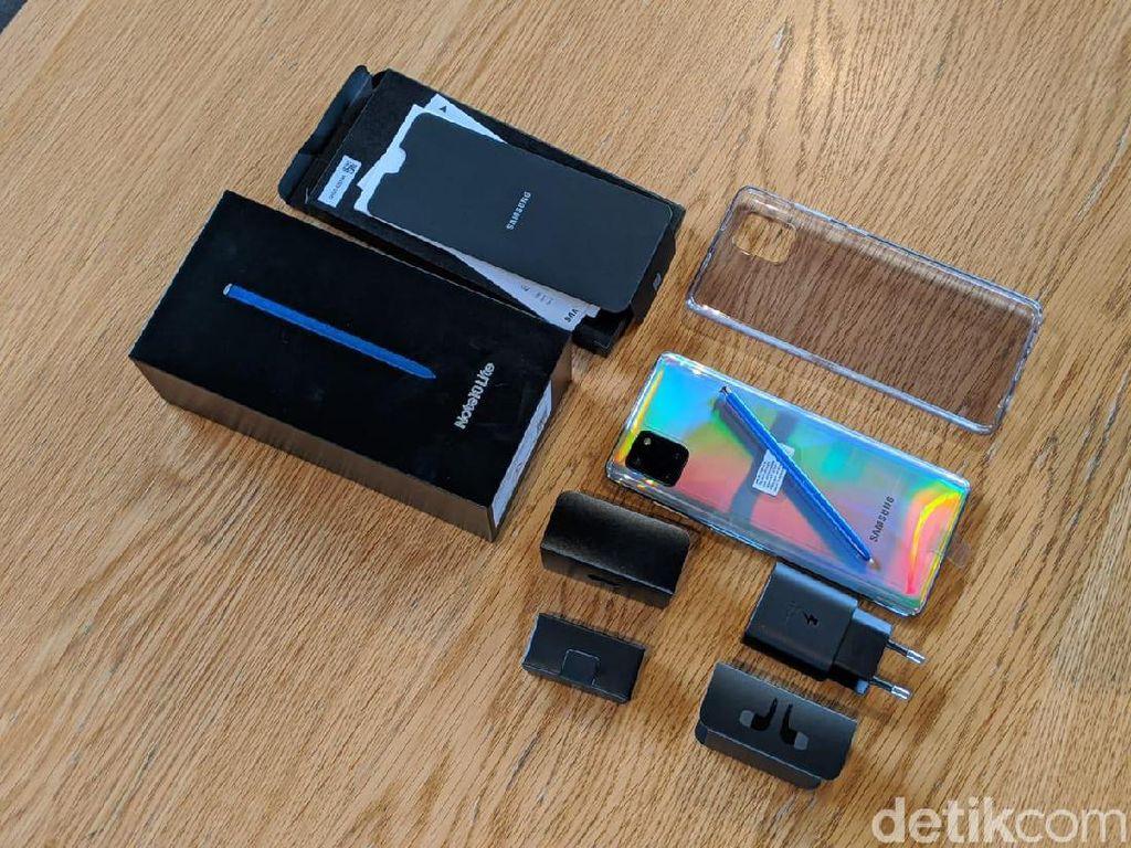 Galaxy Note 10 dan S10 Kini Ada Versi Murahnya, Harganya?