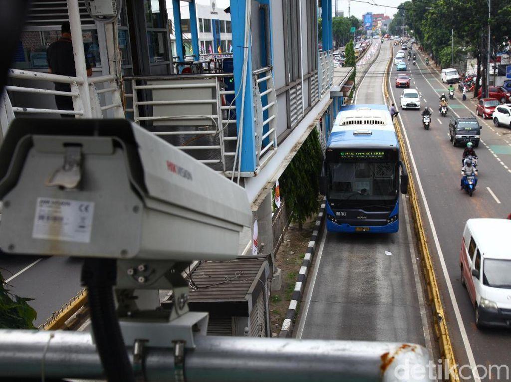 Dirlantas Polda Metro: Kamera Tilang Elektronik Persempit Ruang Polisi Nakal