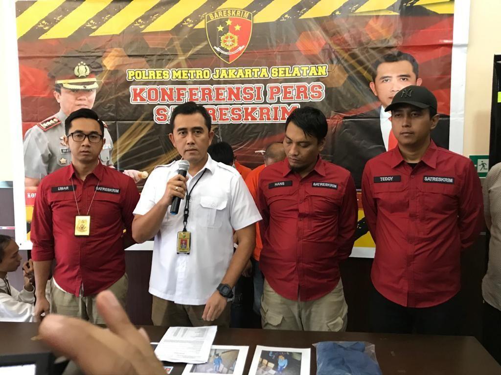 Polisi: Pencuri Modus Geser Tas di Pondok Indah Incar Barang Mewah