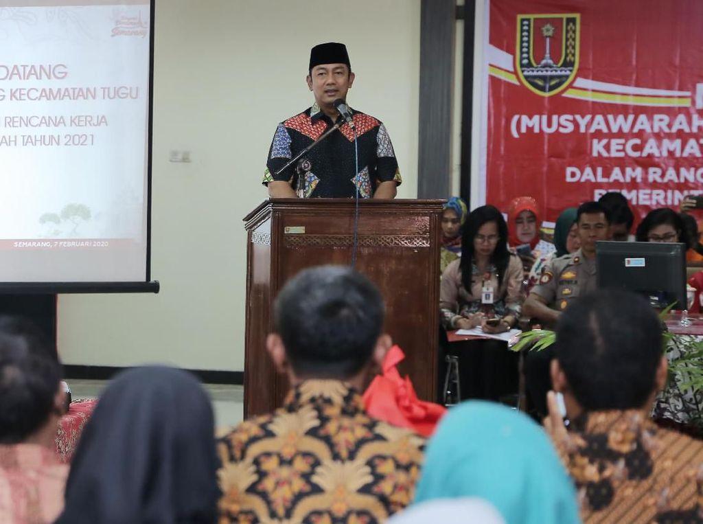 2021, Setiap Kelurahan di Kota Semarang Dapat Anggaran Rp 1 M