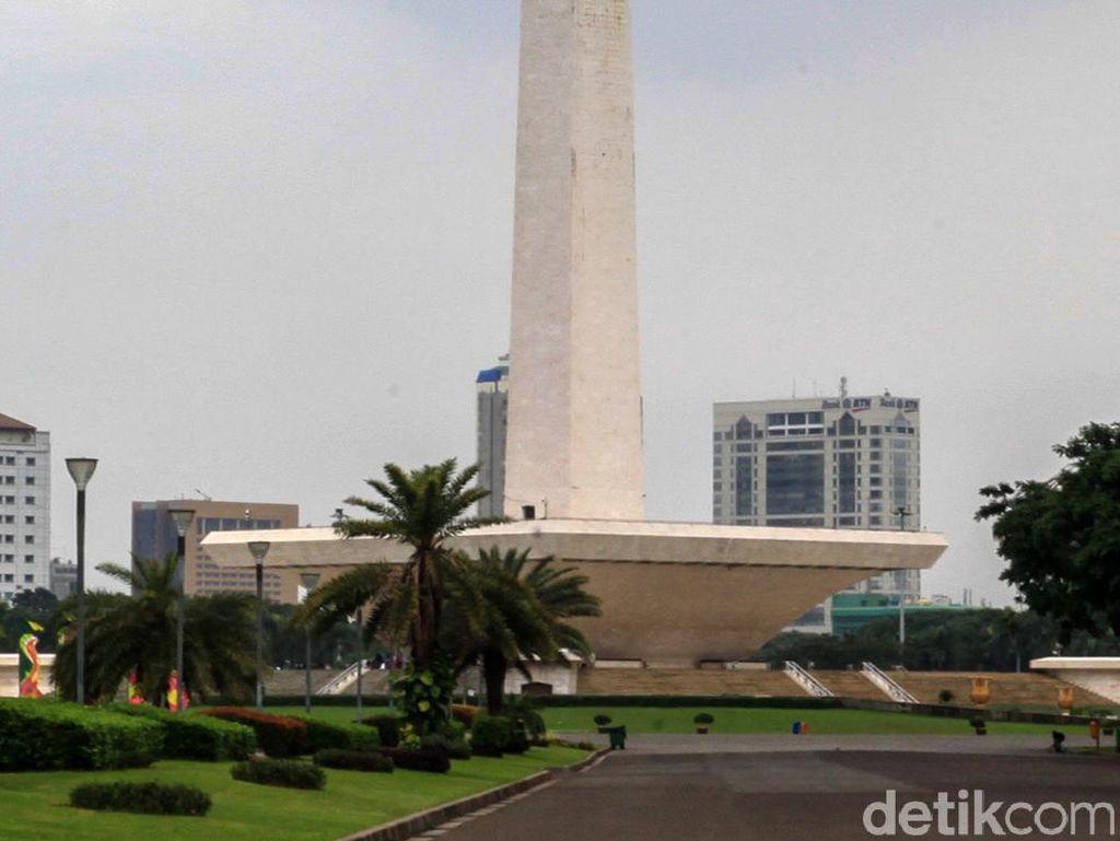 TACB DKI soal Formula E Monas: Pantaskah di Masjid Gelar Dangdutan?