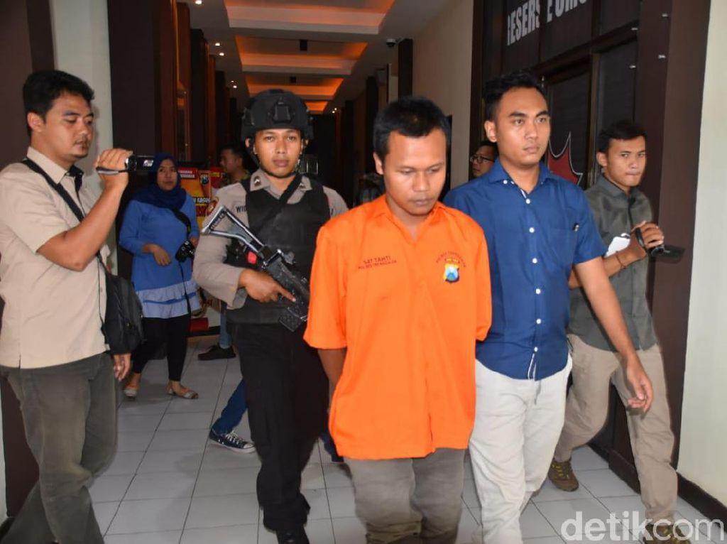 Polisi Trenggalek Rampungkan Penyidikan Pembalakan Hutan, 3 DPO Diburu
