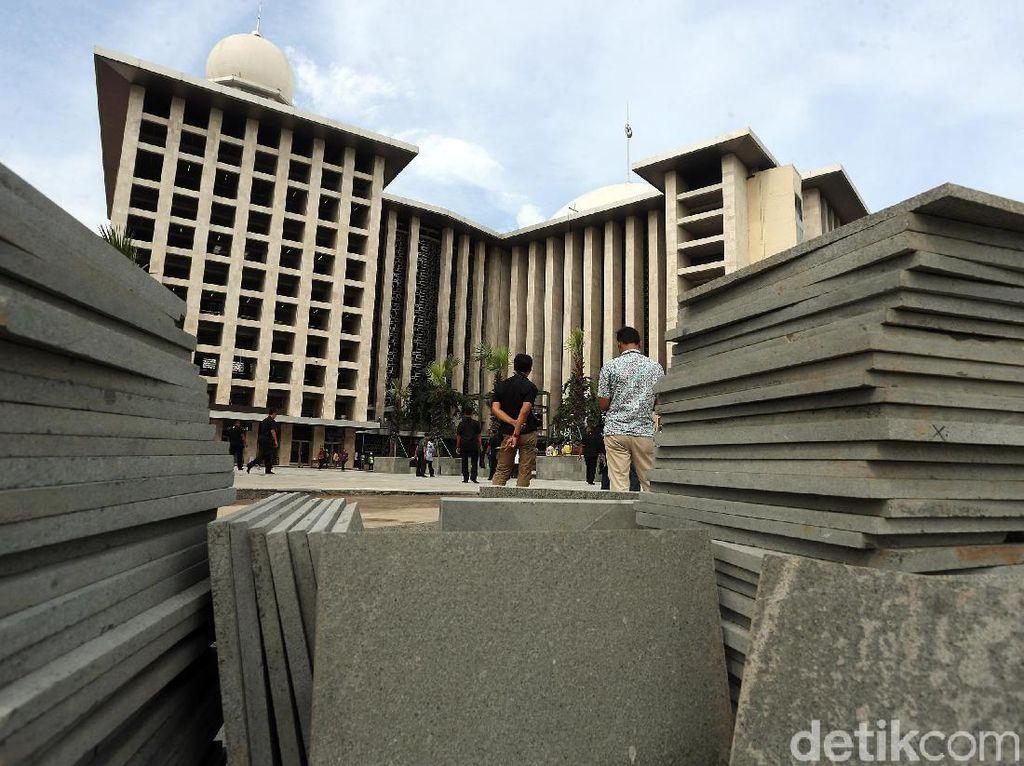Masjid Istiqlal, Begini Sejarah dan Makna Desain Arsitekturnya