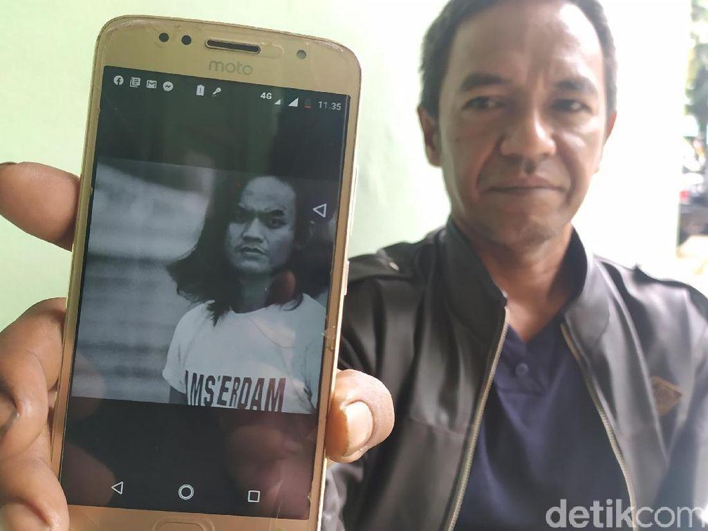Pembunuh Videografer Cianjur Masih Berkeliaran Bebas