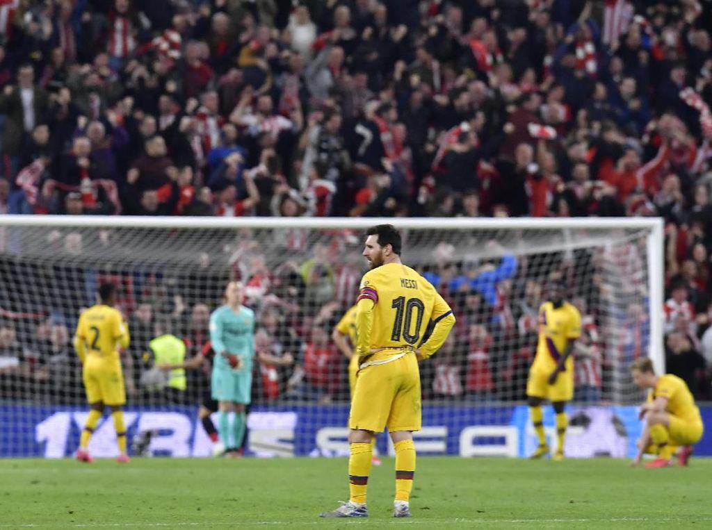 Bukan Saatnya Berdebat, Barcelona Harus Kompak
