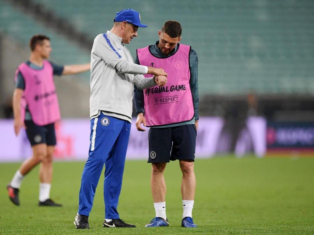 Kovacic Sebut Latihan Sarri di Chelsea Monoton