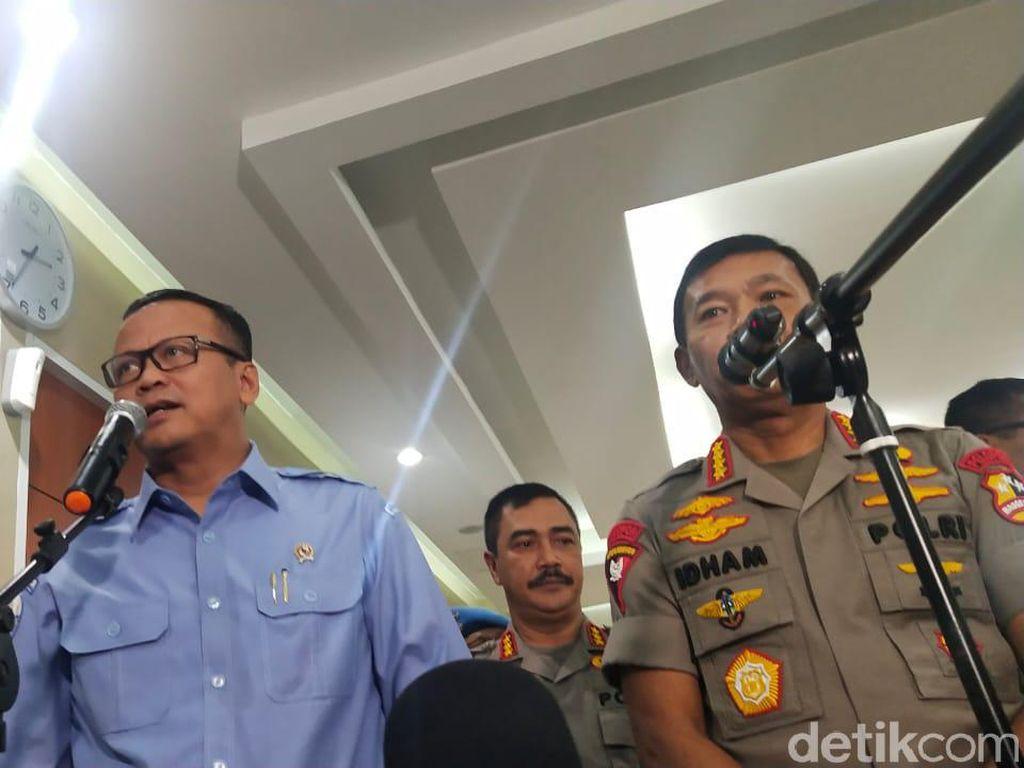 KKP Gandeng Polri Perkuat Penegakan Hukum di Laut