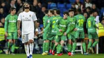Real Madrid Berlutut di Kaki Real Sociedad