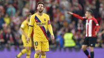 Video Barcelona Gagal Lolos 4 Besar Copa del Rey