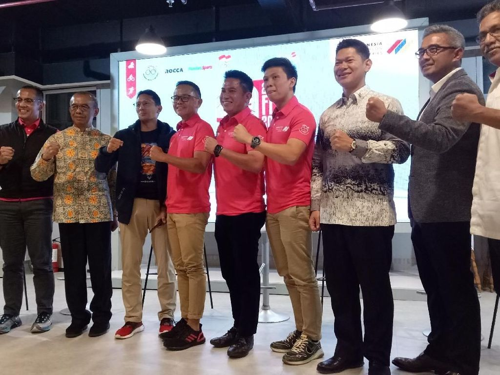 Indonesia Triathlon Series Cikal Bakal Prestasi dan Industri Sport Tourism