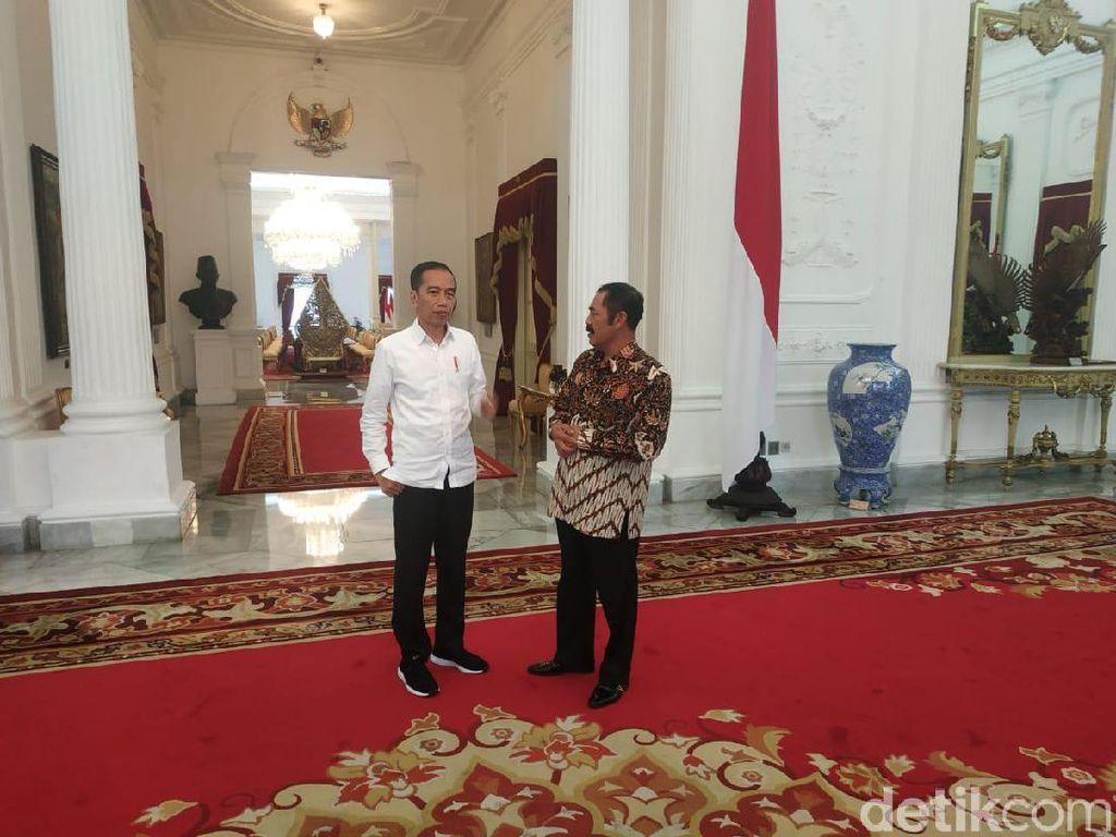 Dinamika Jokowi-FX Rudy Iringi Langkah Gibran ke Pilkada Solo