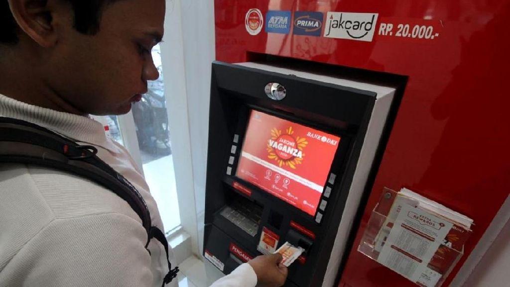 Hari Gini! Masih Ada ATM Pecahan Rp 20.000 Lho