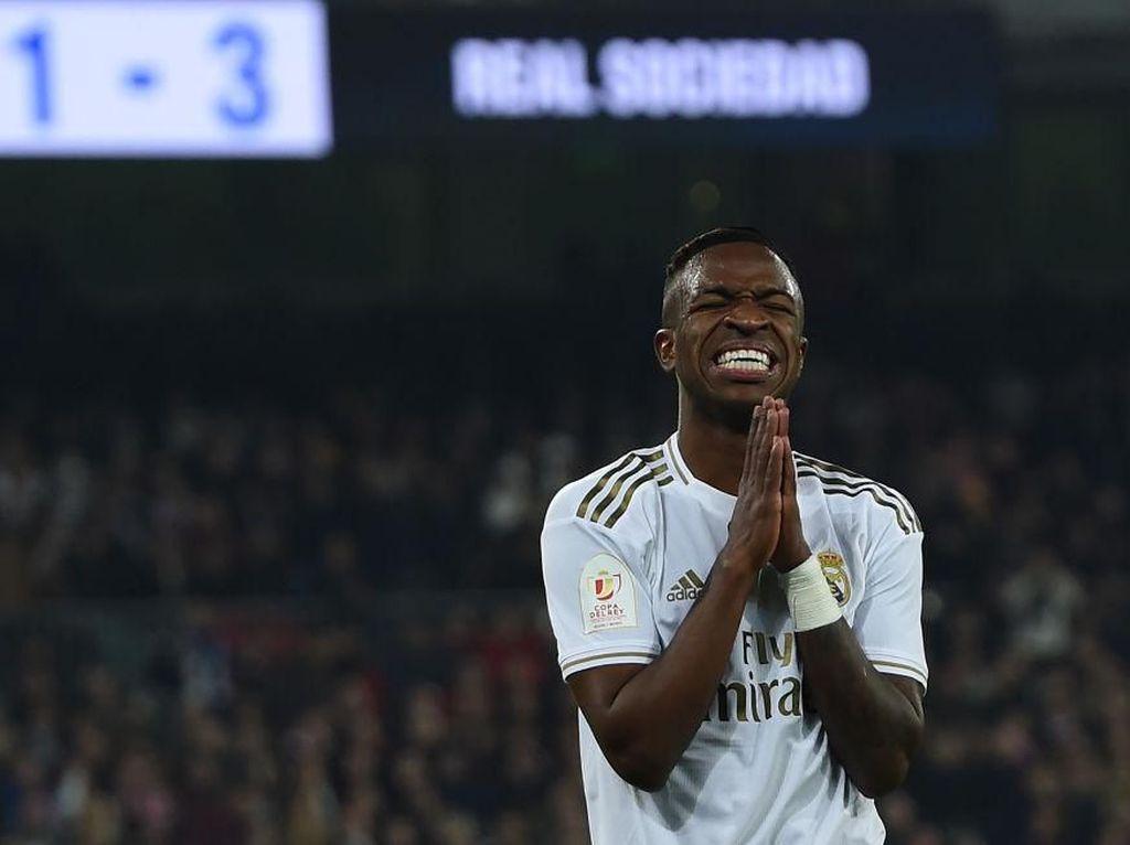 Madrid Vs Real Sociedad: Kekalahan Menyakitkan untuk Los Blancos