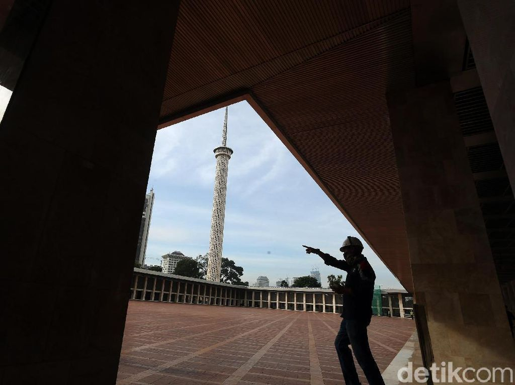 Cerita Menarik Istiqlal-Katedral yang Bakal Dihubungkan Terowongan