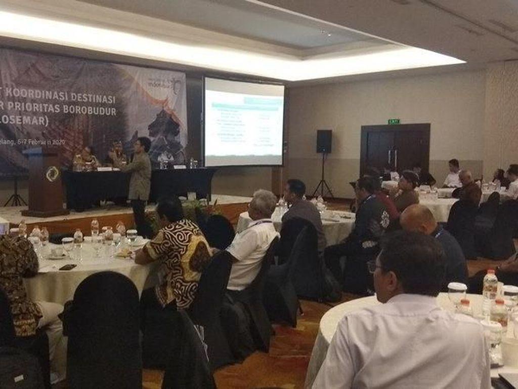 BOB Siap Lakukan Pengembangan Kawasan Super Prioritas Borobudur