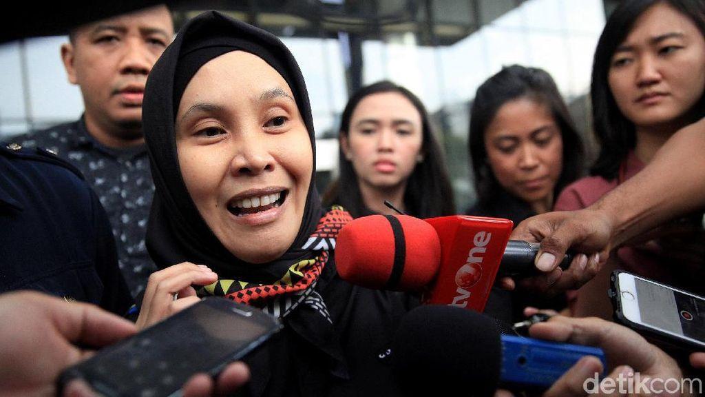 Anggota DPR Riezky Aprilia Diperiksa KPK Soal Kasus Suap PAW