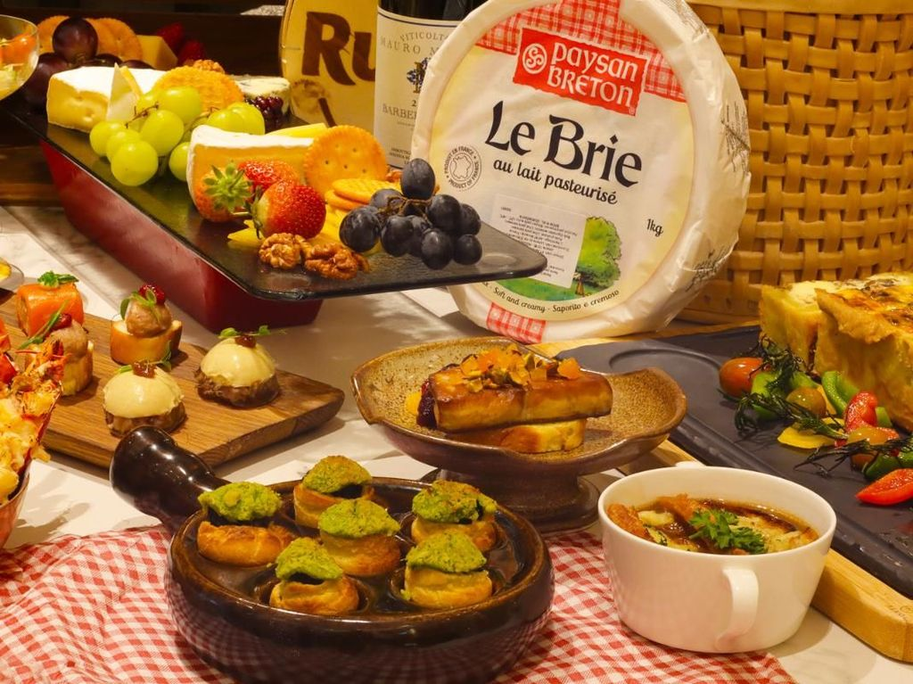 Besok Pagi Bisa Nikmati Brunch ala Prancis Sepuasnya di Restoran Ini