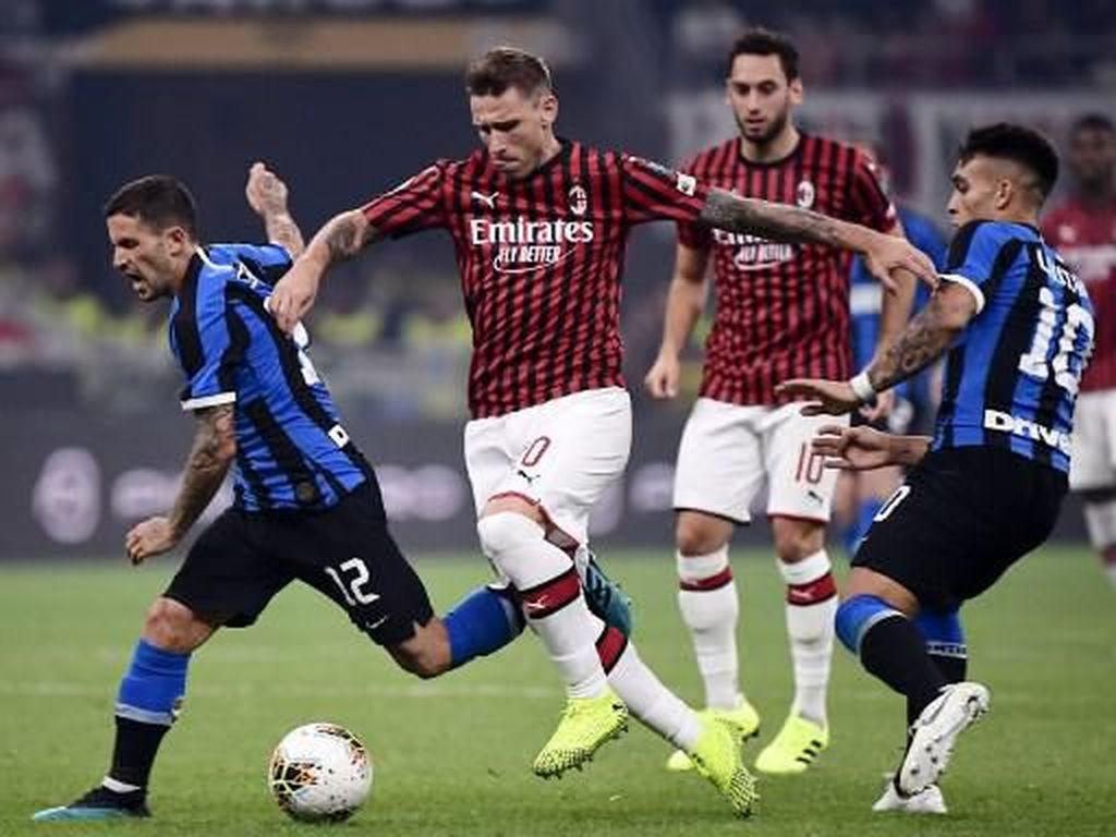 Inter Vs Milan: Jarak Poin Tak Penting, Ini Soal Harga Diri