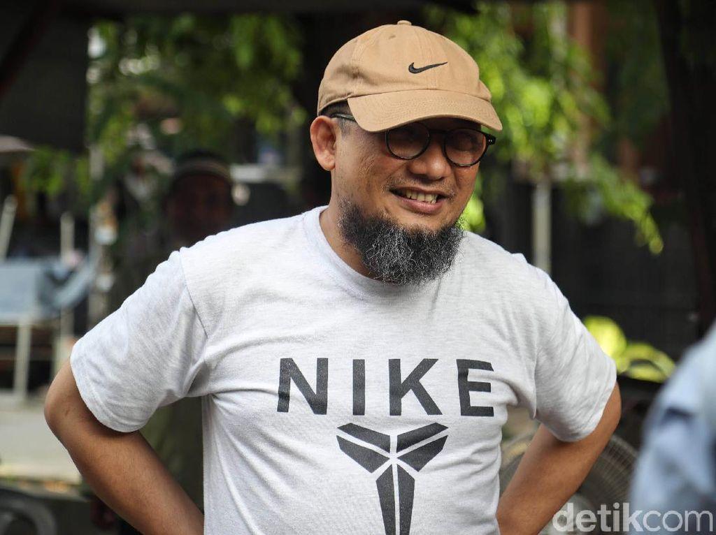 Novel Baswedan Komentari Video Viral Komika Bintang Emon soal Kasusnya