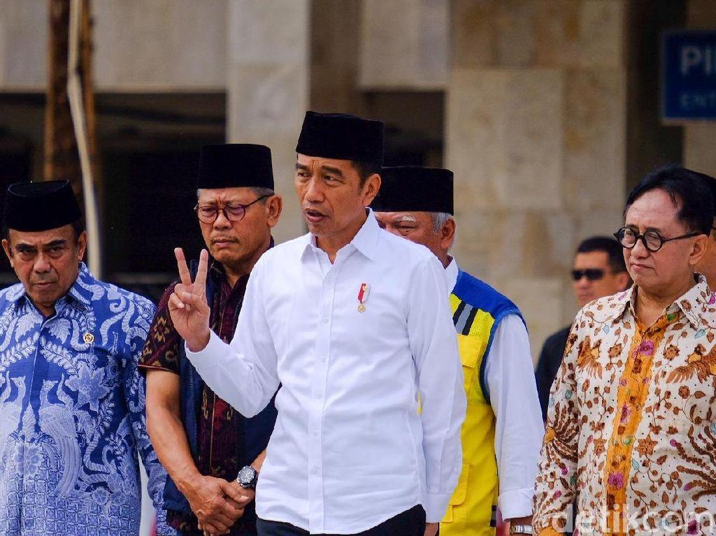 Lampu Hijau Jokowi untuk Terowongan Underground Istiqlal-Katedral