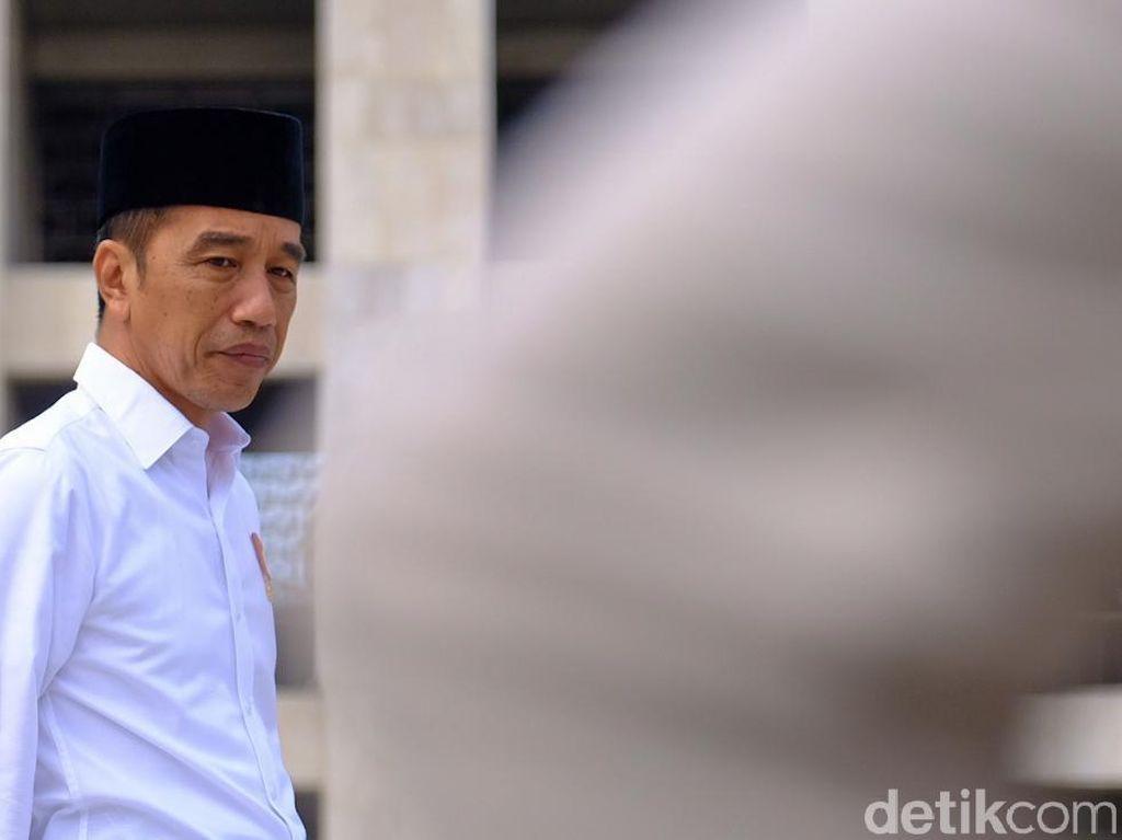 KSP Kini Gemuk Punya 13 Penasihat Senior, Ini Kata Jokowi