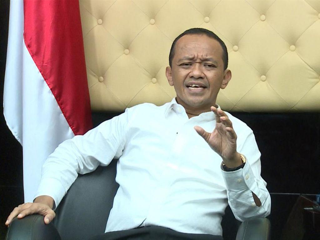 Bahlil Incar Kementerian yang Hambat Izin Investasi