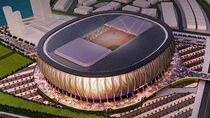 Mengintip Proyek Stadion Raksasa Jakarta Program Anies