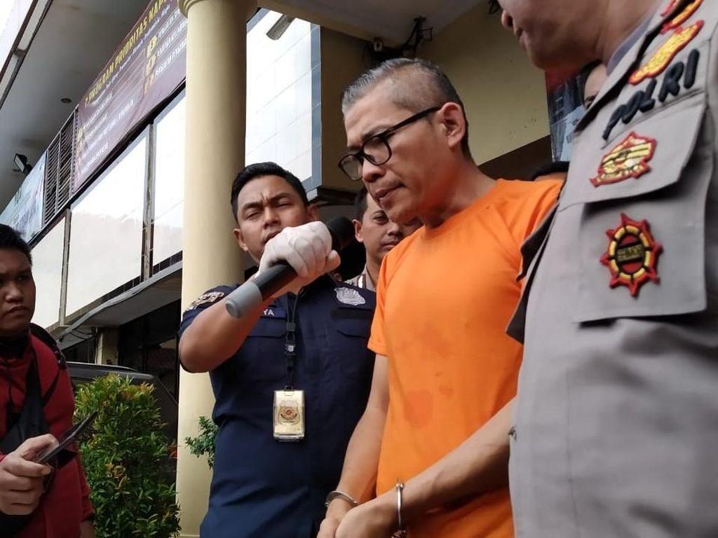 Dari Balik Tahanan, Tohap Silaban Minta Maaf ke Polisi yang Diajak Duel