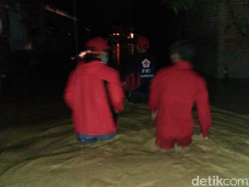 Banjir Luapan Terjang 7 Desa di 3 Kecamatan di Brebes