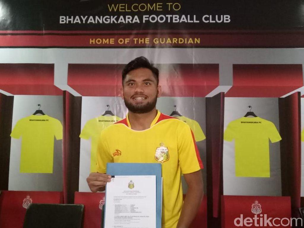Resmi, Saddil Ramdani Jadi Rekrutan Terakhir Bhayangkara FC