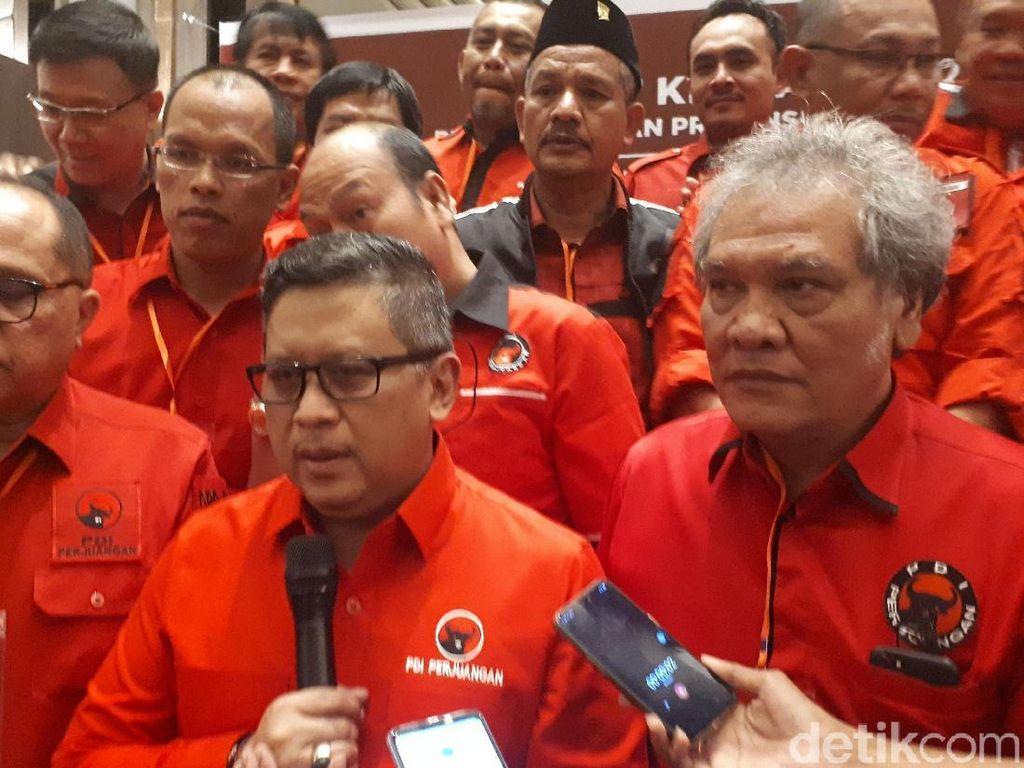 Ketua PDIP Sumut Tersangka KPK, Hasto: Kami Bantu Advokasi