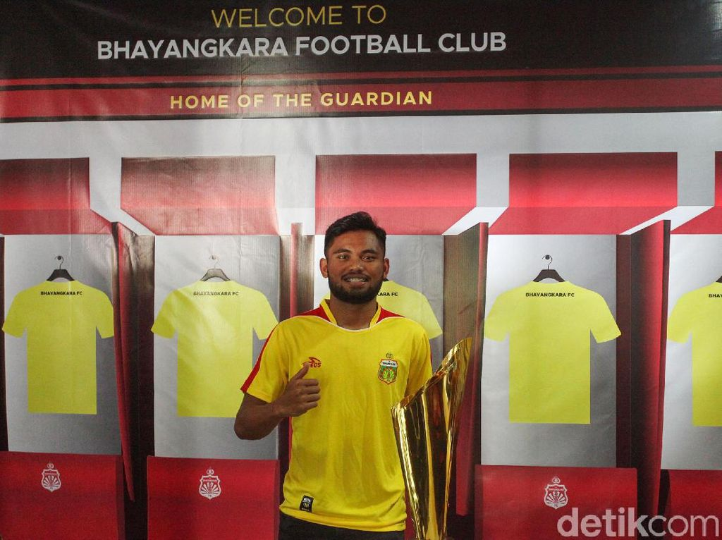 Saddil Ramdani Jadi Amunisi Anyar Bhayangkara FC