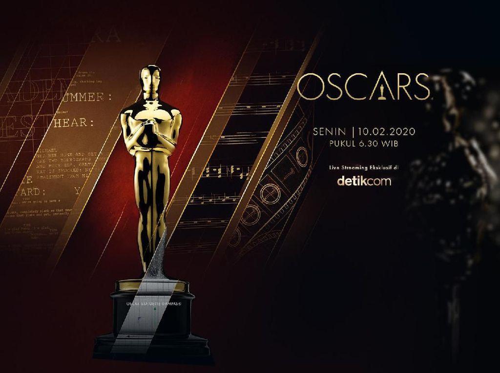 Digelar Besok, Lihat Lagi Daftar Lengkap Nominasi Oscar 2020!